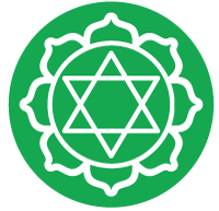 Herz Chakra Icon