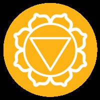 Nabel Chakra Icon