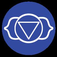 Stirn Chakra Icon